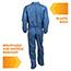 KleenGuard™ A20 Coveralls, MICROFORCE Barrier SMS Fabric, Denim, 2XL, 24/Carton Thumbnail 4