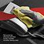 WypAll® Cloths w/Microban, Microfiber, 15 3/4 x 15 3/4, Yellow, 6/Pack Thumbnail 3