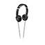 Kensington® Hi-Fi Headphones, Plush Sealed Earpads, Black Thumbnail 3