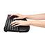 Kensington® ErgoSoft Wrist Rest for Standard Keyboards, Black Thumbnail 3
