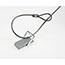 Kensington® Desk Mount Cable Anchor, Gray/White Thumbnail 2
