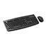 Kensington® Keyboard for Life Wireless Desktop Set, Black Thumbnail 2