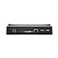 Kensington® SD3600 Universal USB 3.0 Docking Station - for Notebook/Tablet PC - USB 3.0 - 6 x USB Ports - 4 x USB 2.0 - 2 x USB 3.0 - Network (RJ-45) - HDMI - DVI - VGA - Audio Line Out - Microphone - Wired Thumbnail 4