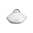 Kensington® Orbit Trackball with Scroll Ring - White - Optical - Cable - White - USB - Scroll Ring - 2 Button(s) - Symmetrical Thumbnail 4