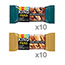KIND Minis, Dark Chocolate Nuts and Sea Salt/Caramel Almond and Sea Salt, 0.7 oz, 20/Pack Thumbnail 4