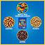 Planters® Nut & Chocolate Trail Mix, 6 oz. Bags, 12/CS Thumbnail 2