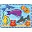 Melissa & Doug® Original Chunky Puzzle, Sea Creatures Thumbnail 1