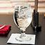 "Libbey Perception Glass Stemware, Banquet Goblet, 14oz, 6 1/2"" Tall, 24/CT Thumbnail 2"