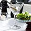 "Libbey Embassy Cocktail Glasses, Martini, 9.25oz, 6 1/2"" Tall, 12/Carton Thumbnail 2"