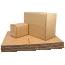 W.B. Mason Co. Brown Corrugated - Fixed Depth boxes, 9L x 9W x 9H, 25/Bundle Thumbnail 1