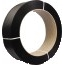"W.B. Mason Co. Hand-Grade Polypropylene Strapping, 1/2"" x 9000"", Black Thumbnail 1"