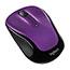 Logitech® Logitech Wireless Mouse M325 - Optical - Wireless - Radio Frequency - 2.40 GHz - Vivid Violet - USB - Tilt Wheel Thumbnail 2