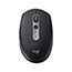Logitech® Logitech M590 Multi-Device Silent - Optical - Bluetooth/Radio Frequency - Graphite Tonal - 1000 dpi - Scroll Wheel - 7 Button(s) Thumbnail 4