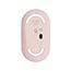 Logitech® Pebble Wireless Mouse M350 - 2.40 GHz - Rose - USB Thumbnail 3