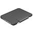 "Logitech® Slim Folio Pro Keyboard/Cover Case for 11"" Apple iPad Pro - Black- 7.7"" Height x 10"" Width x 0.9"" Depth Thumbnail 2"