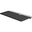 Logitech® Slim Multi-Device Wireless Keyboard Chrome OS Edition - Bluetooth/RF - 32.81 ft - 2.40 GHz - Chrome OS, Android Thumbnail 4