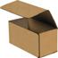 "W.B. Mason Co. Corrugated mailers, 10"" x 4"" x 4"", Kraft, 50/BD Thumbnail 1"