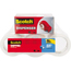 "Scotch™ 3850 Heavy-Duty Packaging Tape, 1.88"" x 54.6yds, Clear, 6/PK Thumbnail 1"