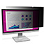 """3M™ High Clarity Privacy Filter for 19.5"""" Widescreen Monitor - Black, Glossy Thumbnail 1"""