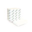 """Morcon Tissue Valay® Interfold Napkins, 2-Ply, 6.5"""" x 8.25"""", White, 500/Pack, 12 Packs/CT Thumbnail 3"""