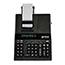 Monroe 2020PlusX 12-Digit Medium-Duty Accounting Desktop Printing Calculator With Large Display - Black Thumbnail 1