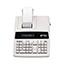 Monroe 6120X - 12-Digit Entry Level Accounting Desktop Printing Calculator- Ivory Thumbnail 1