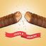 Twix® Caramel Cookie Bars, 1.79 oz, 36/BX Thumbnail 4