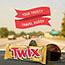 Twix® Caramel Cookie Bars, 1.79 oz, 36/BX Thumbnail 2