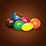 M & M's® Candy-coated Chocolates, 1.69 oz. bags, 36/BX Thumbnail 2
