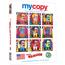 mycopy™ Ultra-White Copy Paper, 98 Bright, 20 lb., 8 1/2 x 11, White, 500/RM Thumbnail 1