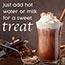 Nestlé® Hot Cocoa Mix, Dark Chocolate, 0.71 oz, 50/Box Thumbnail 2