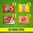 Nabisco® Mini Cracker Variety Mix, 2.25 oz. Packs, 20/BX Thumbnail 6