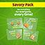Nabisco® Mini Cracker Variety Mix, 2.25 oz. Packs, 20/BX Thumbnail 2