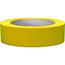 "NMC™ 6 Mil Vinyl Safety Tape, Solid Yellow, 2"" x 108' Thumbnail 1"