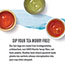 Numi® Organic Tea & Teasans, Turmeric Tea, Amber Sun, 1.42 oz, 12/BX Thumbnail 3