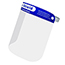 W.B. Mason Co. Transparent Face Shield, Full - (Exact Design May Vary) Thumbnail 1