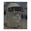 W.B. Mason Co. Transparent Face Shield, Full - (Exact Design May Vary) Thumbnail 2