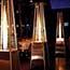 W.B. Mason Co. Pyramid Glass Tube Patio Heater, Propane, 48,000 BTU - Steel Thumbnail 2