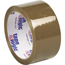 "Tape Logic® Natural Rubber Tape, 2.1 Mil, 2"" x 55 yds., Tan, 36/CS Thumbnail 1"