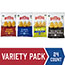 Boulder Canyon™ Kettle Cooked Chips Variety Pack, 1.5 oz., 24/CS Thumbnail 3