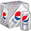 Pepsi® Diet Cola, 12 oz Soda Can, 24/CT Thumbnail 3