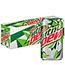 Mountain Dew® Diet Soda, 12 oz. Can, 12/PK Thumbnail 2