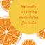 Poland Spring® Sparkling Natural Spring Water, Mandarin Orange, 16.9 oz, 24/CS Thumbnail 4