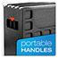 Pendaflex® DecoFlex Letter Size Desktop Hanging File, Plastic, 12 1/4 x 6 x 9 1/2, Black Thumbnail 4