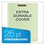 Pendaflex® Pressboard End Tab Classification Folders, Letter, 2 Dividers/6 Section, 10/Box Thumbnail 6
