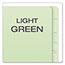 Pendaflex® Pressboard End Tab Classification Folders, Letter, 2 Dividers/6 Section, 10/Box Thumbnail 3
