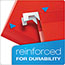 Pendaflex® Reinforced Hanging Folders, 1/5 Tab, Legal, Assorted, 25/Box Thumbnail 6