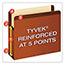 Pendaflex® Premium Reinforced Expanding File Pockets, Straight Cut, 1 Pocket, Legal, Red Thumbnail 6
