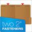 Pendaflex® Kraft Fastener Folders, 2 Fasteners, 1/3 Cut Tabs, Letter, 50/Box Thumbnail 7