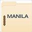 Pendaflex® Fastener Folders, 2 Fasteners, 1/3 Cut Tabs, Letter, Manila, 50/Box Thumbnail 3